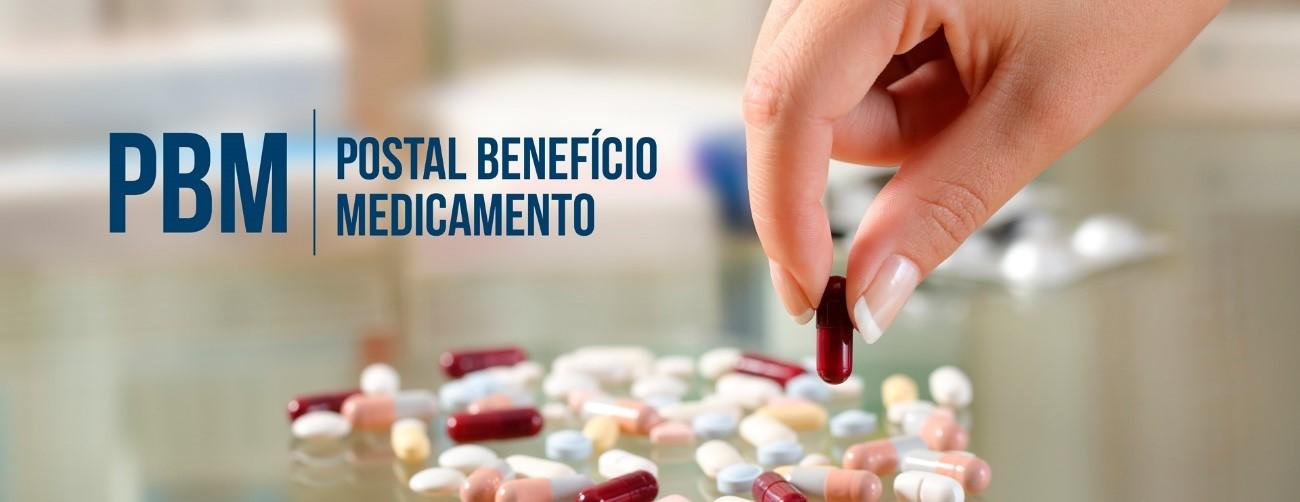 Postal Benefício Medicamento – PBM